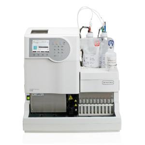グリコヘモグロビン/グルコース分析装置 アダムス ハイブリッド AH-8290