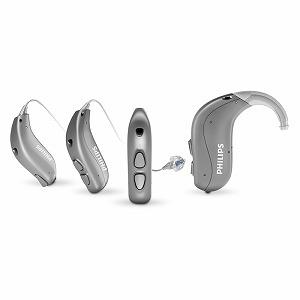 philips hearlink補聴器 耳かけ型
