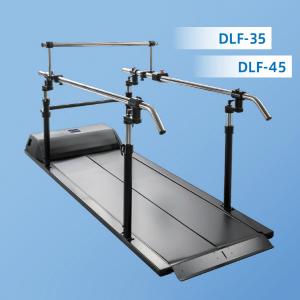 左右分離型低床トレッドミル DLFシリーズ